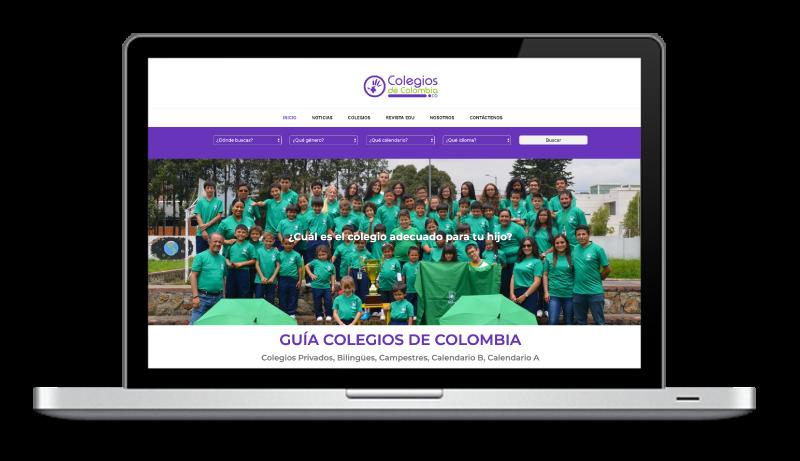 Portal Colegios de Colombia